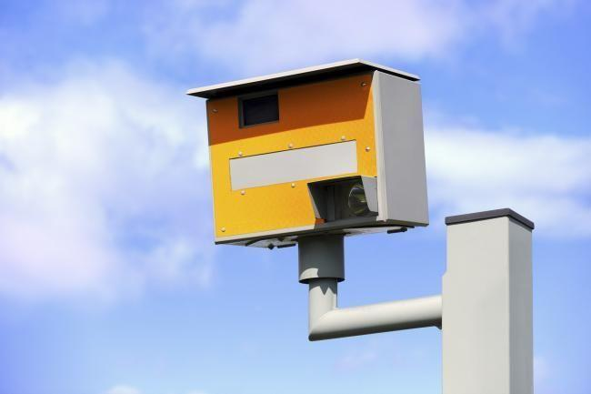 Speed camera locations in Somerset West and Taunton