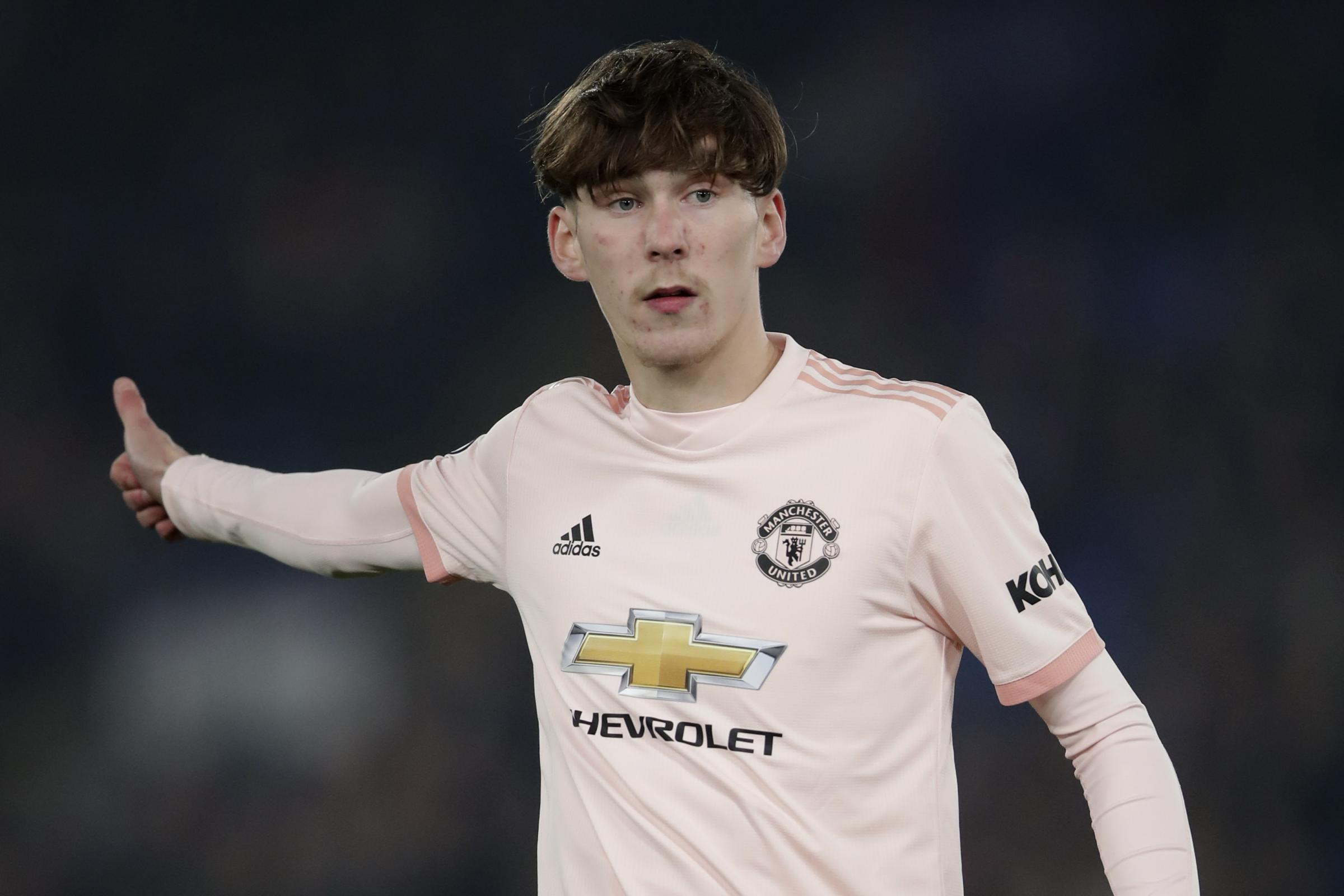 James Garner has signed a new long-term deal at Manchester United