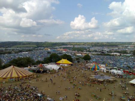 Send us your photos from Glastonbury Festival 2009