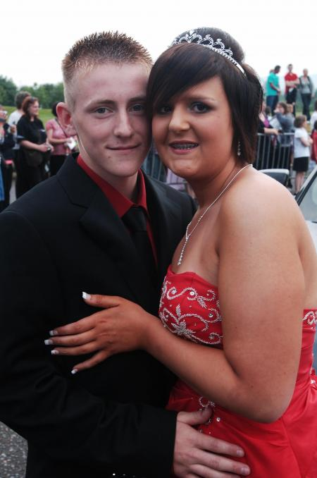 St Augustine of Canterbury School, Taunton, Prom 2009