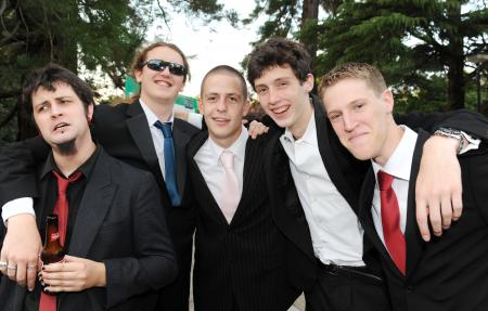 Richard Huish College Prom 2009
