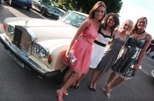 Wellington School 5th Form Prom