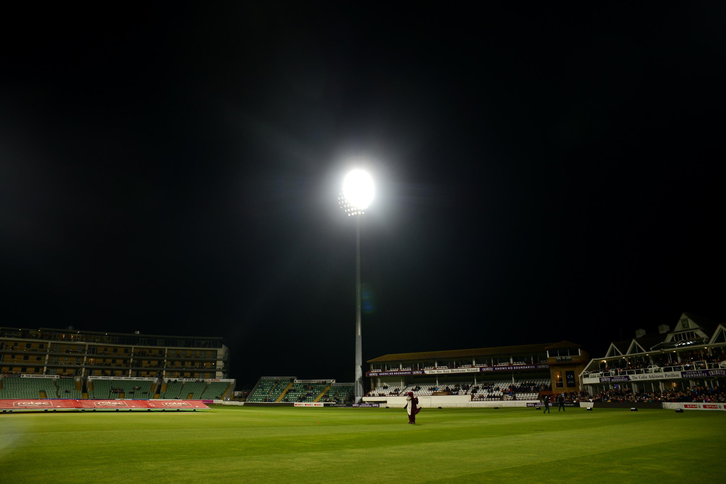 LETTER: 'Floodlights look like invaders from War of the Worlds - but I'm starting to like them'