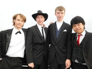 Bishop Fox's, Taunton, Prom 2009