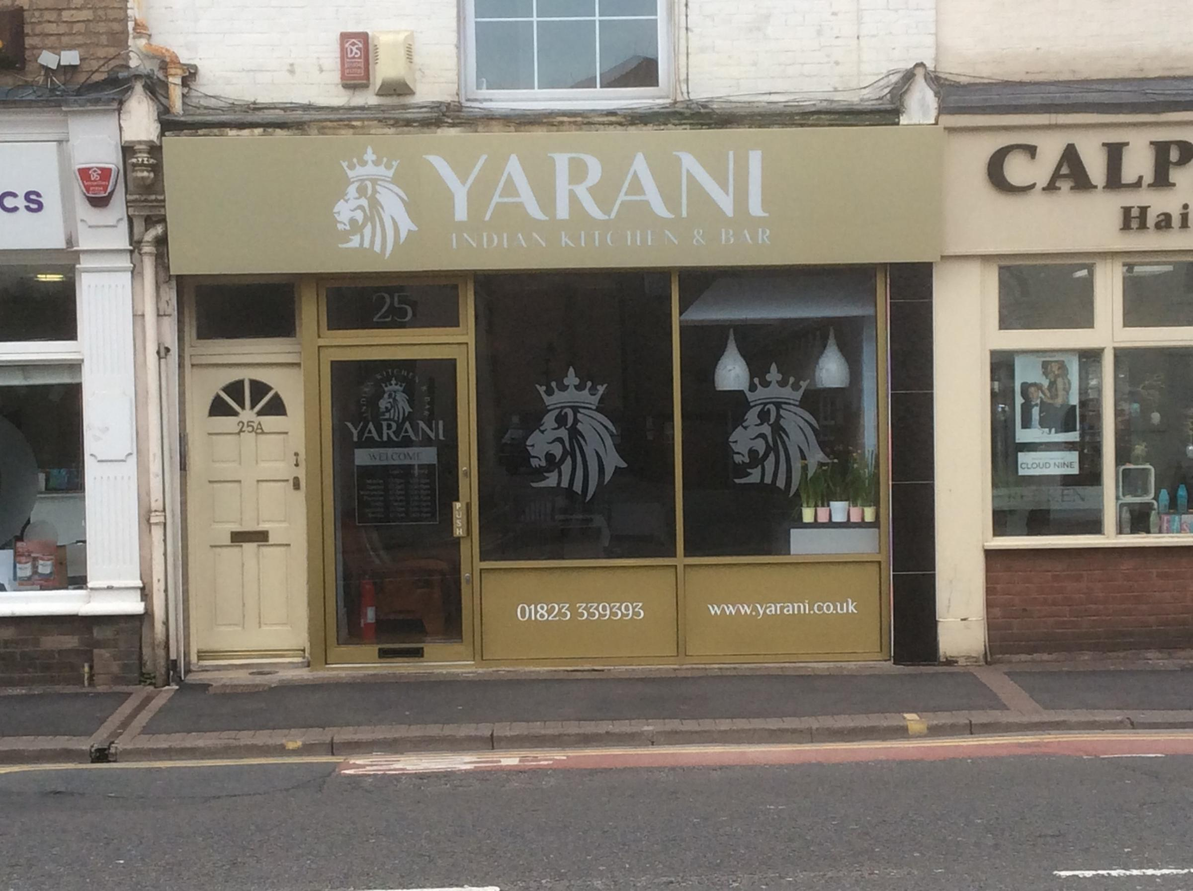 First look inside new restaurant opening in Taunton