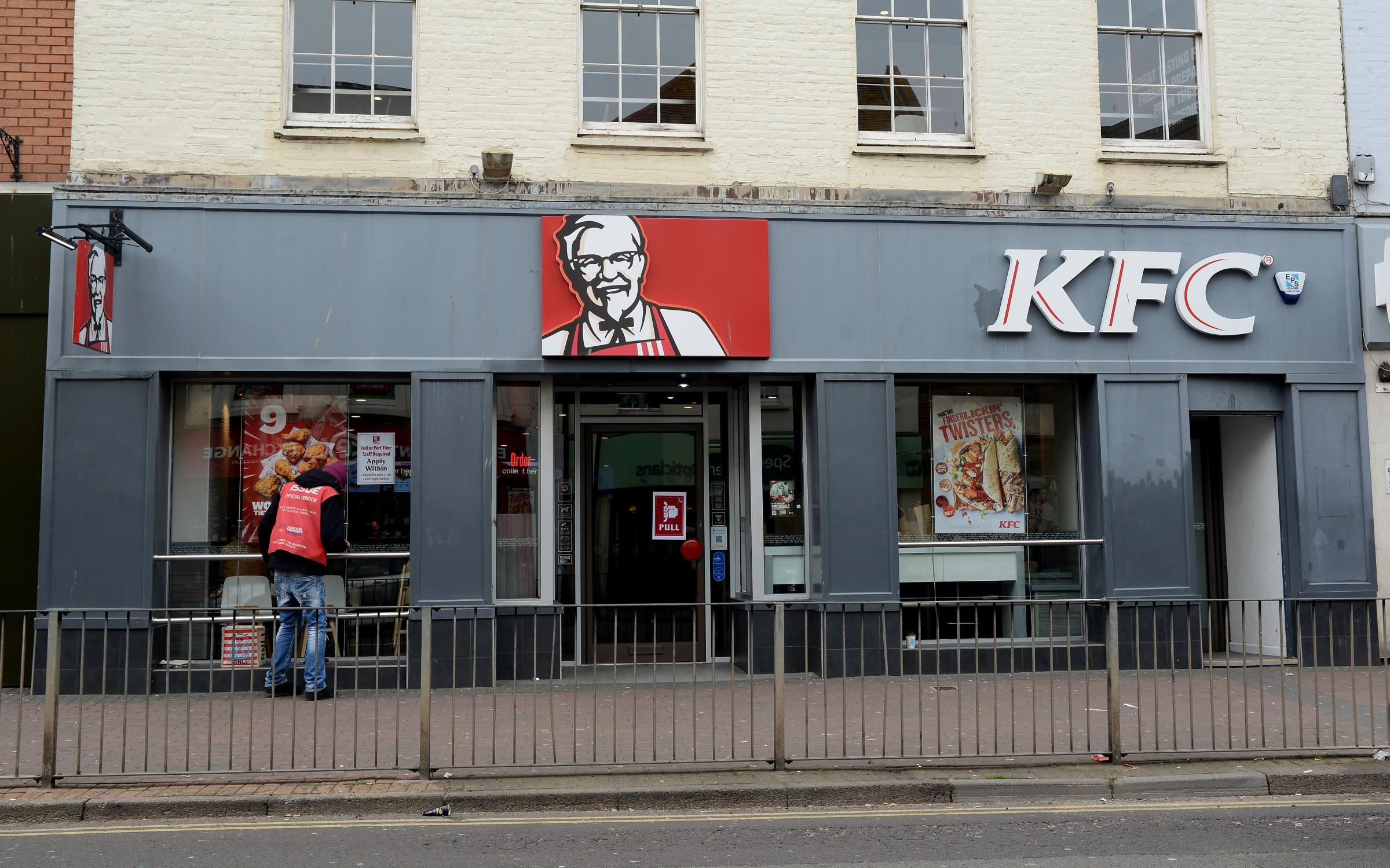 INCIDENT: KFC, East Street, Taunton