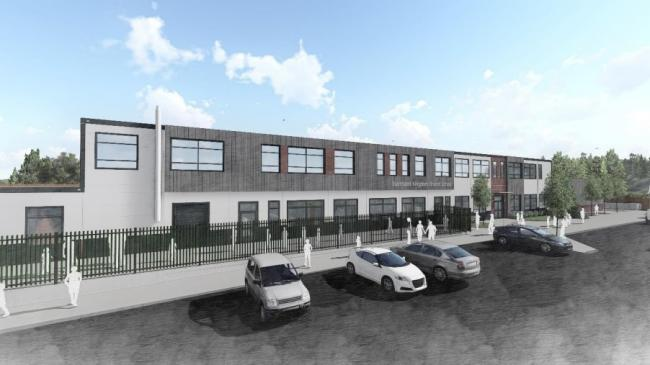 COMING SOON: Isambard Kingdom Brunel primary school