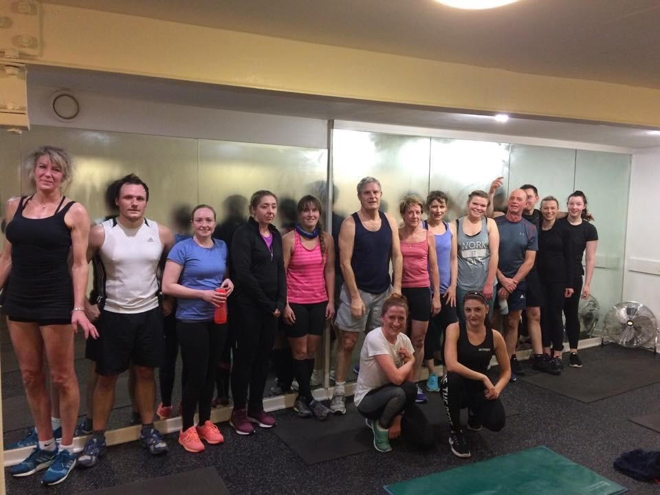 COOL DOWN: Activate Fitness members after an Insanity class