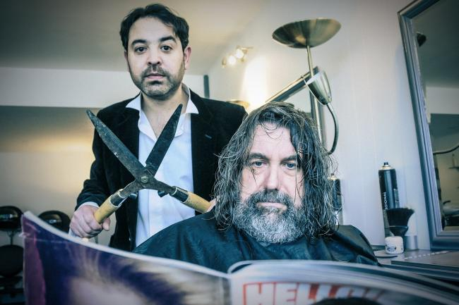 FOLK DUO: See Belshazzars Feast at The Speedwell Hall, Crewkerne on May 10 Photo: Luke Pajak