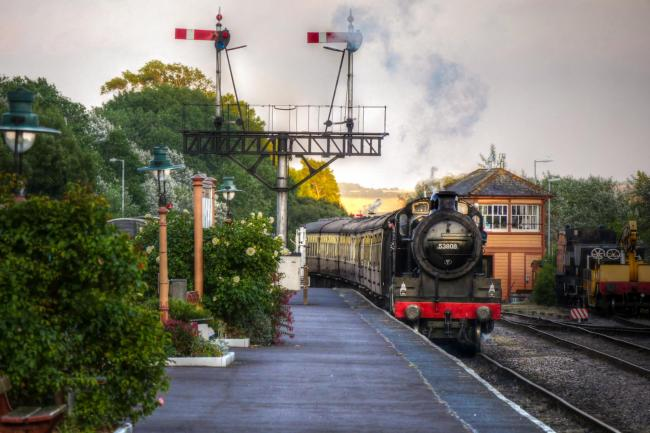 WAY FORWARD: West Somerset Railway is investigating ways it could be restructured