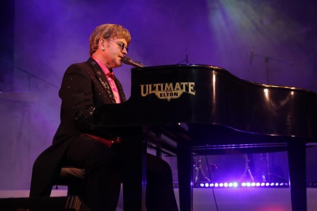 SHOW: See Ultimate Elton and The Rocket Band at the Tacchi Morris Arts Centre on May 17