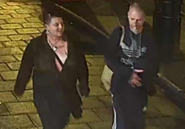APPEAL: Police are keen to trace these people. PICTURE: Avon and Somerset Police