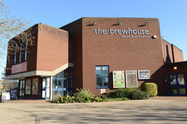 The brewhouse theatre in Taunton.