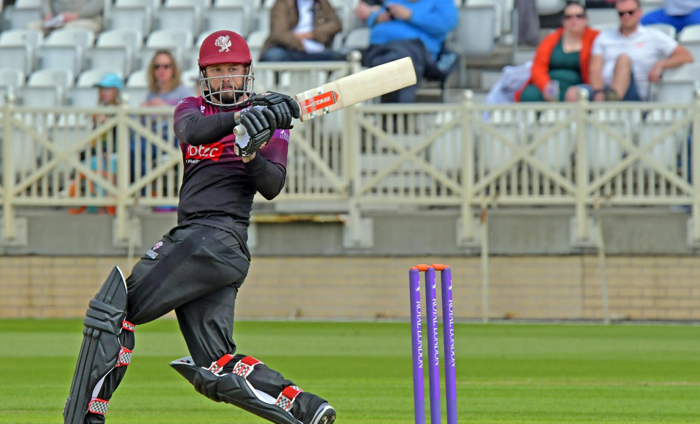 CRICKET: Tom Banton expected to feature for Taunton St Andrew's against Bath