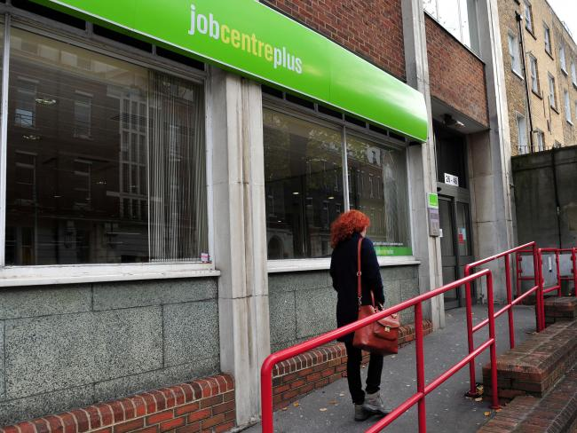FIGURES: Employment in the UK. PICTURE: Nick Ansell/PA Wire