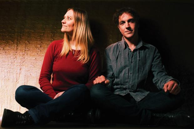 FOLK DUO: Vicki Swan and Jonny Dyer to perform in Wiveliscombe
