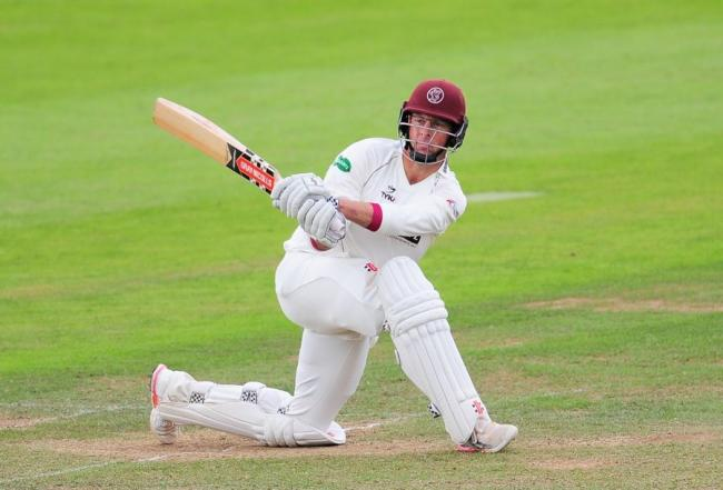 LEGEND: Marcus Trescothick is a Somerset icon, but his place has come under increased scrutiny this season. Pic: Alex Davidson/SCCC