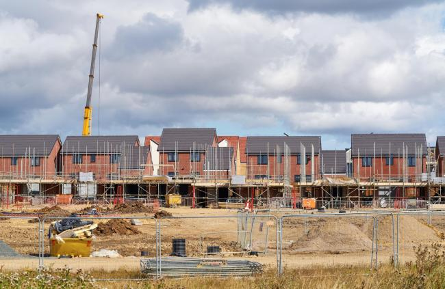 PLANNING: The government hopes to enable more new homes