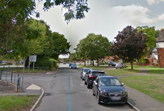 SCENE: Teen 'punched to the ground' during attempted robbery in School Road, Monkton Heathfield