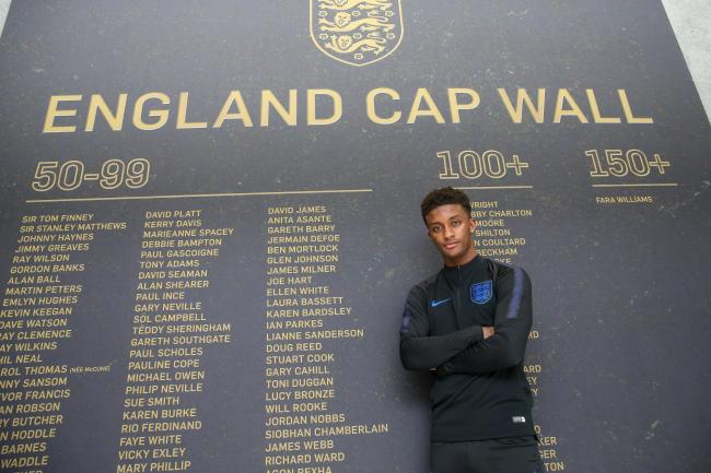 Demarai Gray is still hurting from England Under-21s' Euro 2017 defeat