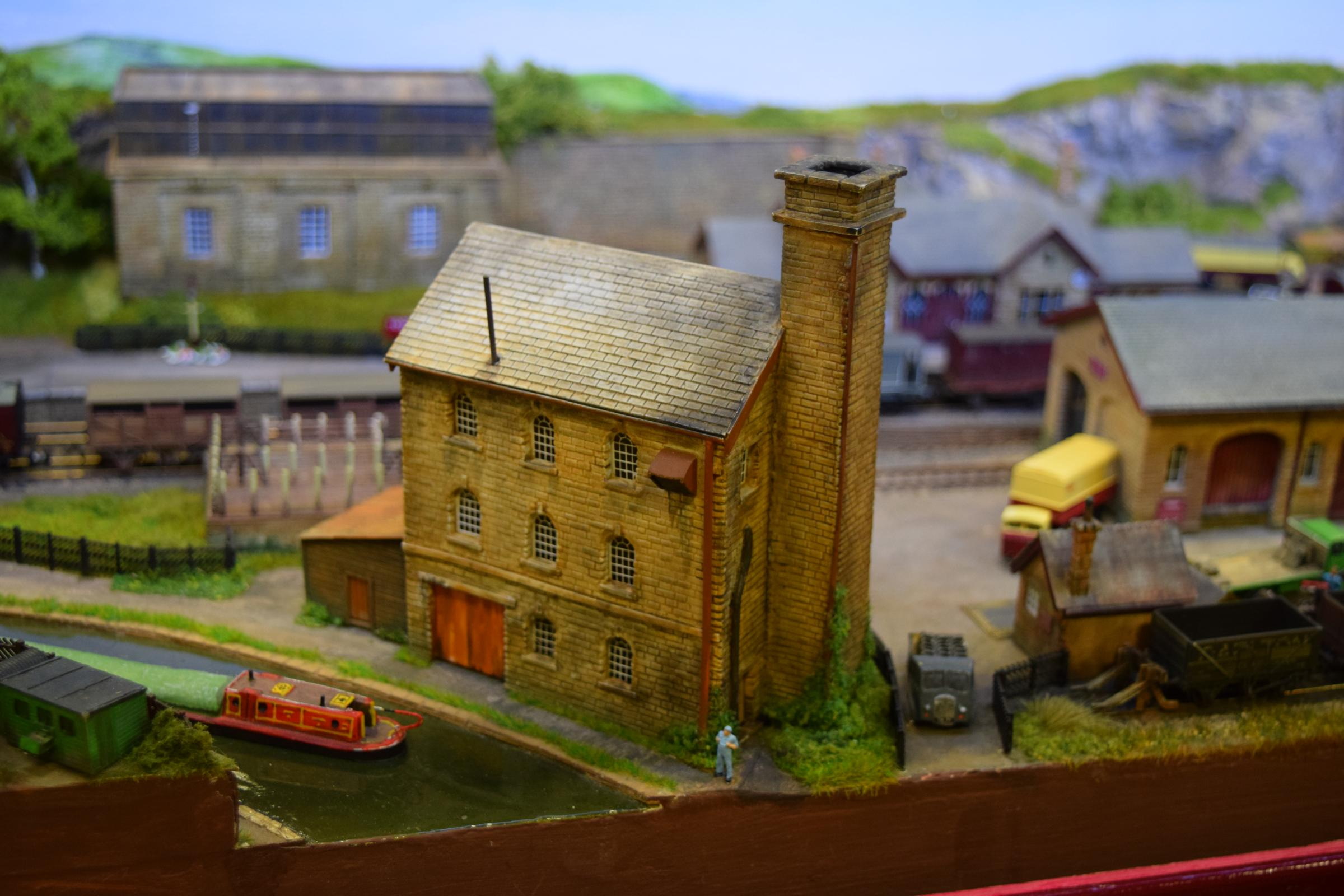 MODEL Railway Show Highbridge